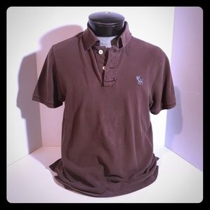 Men's Abercrombie and Fitch polo